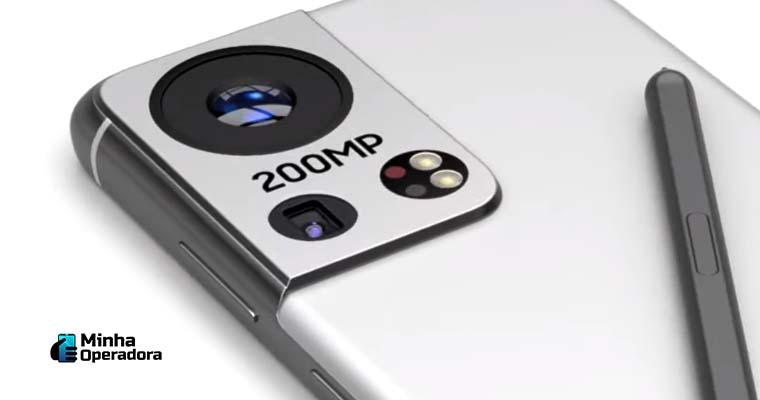 Projeção de design do Galaxy S22 feita pelo Technizo Concept