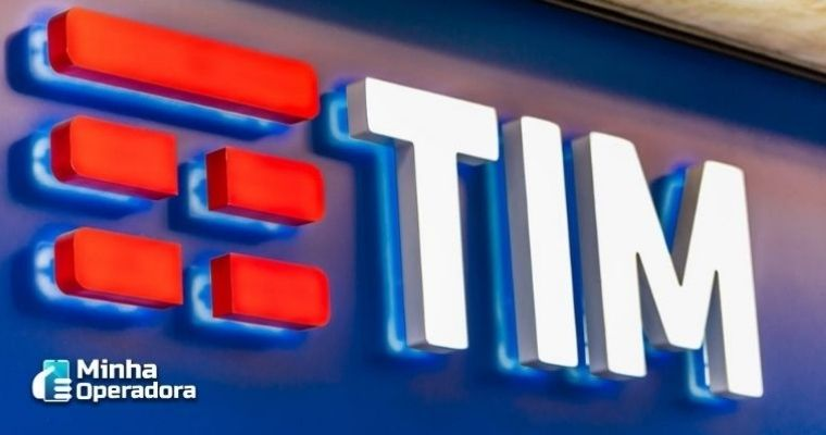Logotipo da TIM.