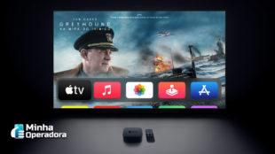 'Apple TV' pode lançar novo produto em parceria com operadoras