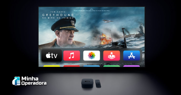 'Apple TV' pode lançar novo produto IPTV em parceria com operadoras