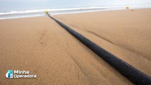 Cabo submarino do Google e da Telefônica entra em operação no Brasil