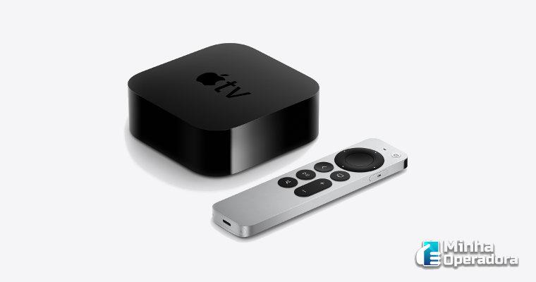 Consertar Apple TV ficará mais caro no Brasil