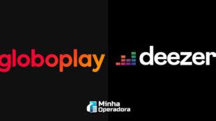Globoplay disponibiliza acesso gratuito ao Deezer por 12 meses