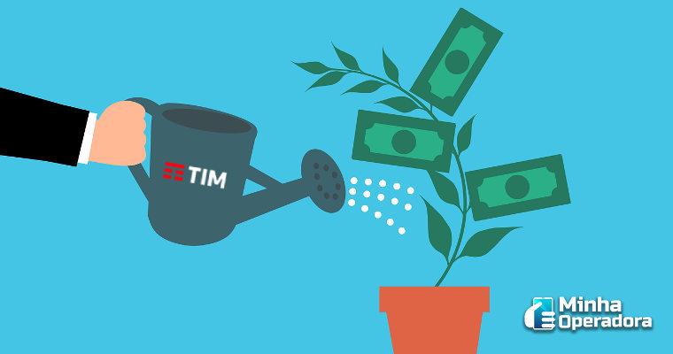 Governo autoriza TIM a captar no mercado R$ 5,7 bilhões