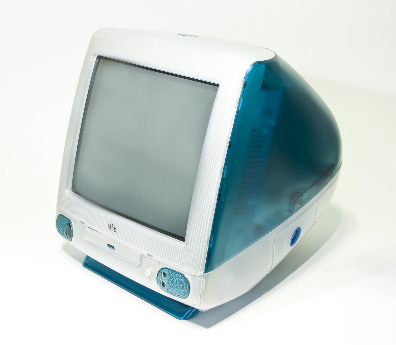 iMac G3. Imagem: MacMagazine