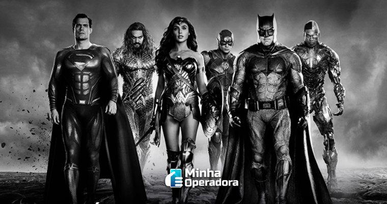 'Liga da Justiça' está disponível por tempo limitado no site da Warner no Brasil