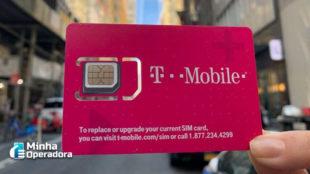 Nos EUA, T-Mobile lança planos móveis com dados ilimitados