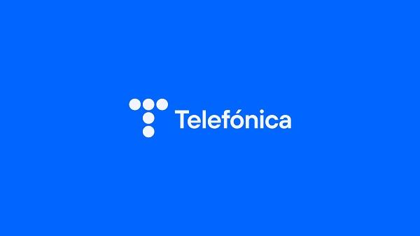 Novo logotipo da Telefônica
