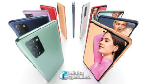 TIM oferece Samsung Galaxy S20 FE por R$ 1.799