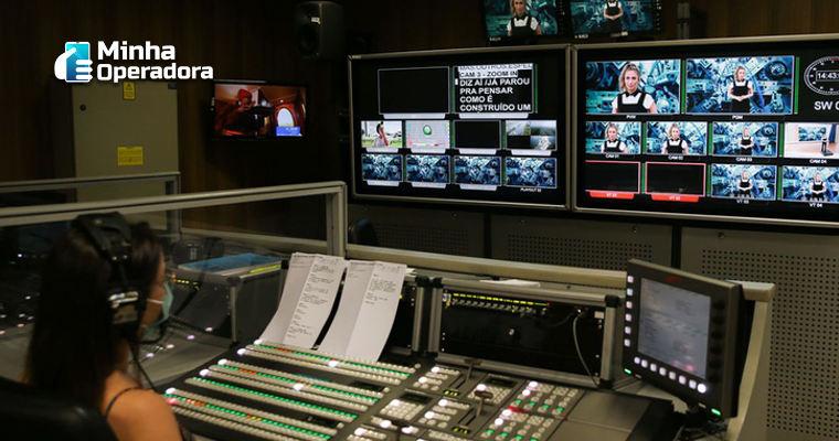 'TV do Lula' entra para o programa de privatização do governo