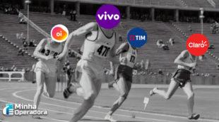 Vivo manteve liderança no mercado de telefonia móvel em 2020