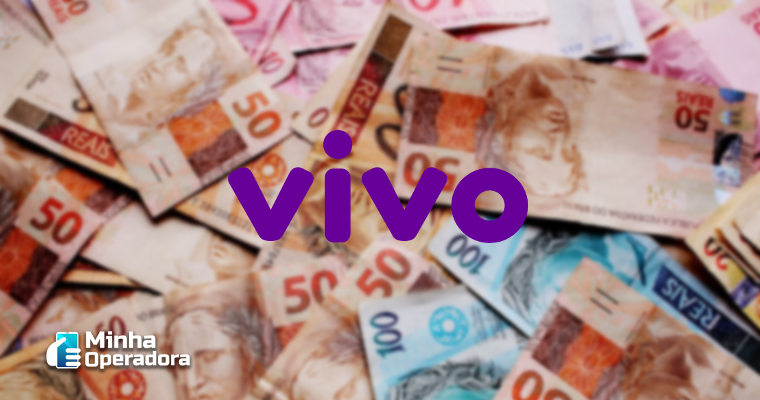 Vivo paga a acionistas R$ 280 milhões em juros sobre capital próprio