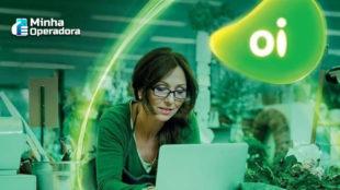 9% dos clientes da Oi Fibra já utilizam banda larga com pelo menos 400Mbps