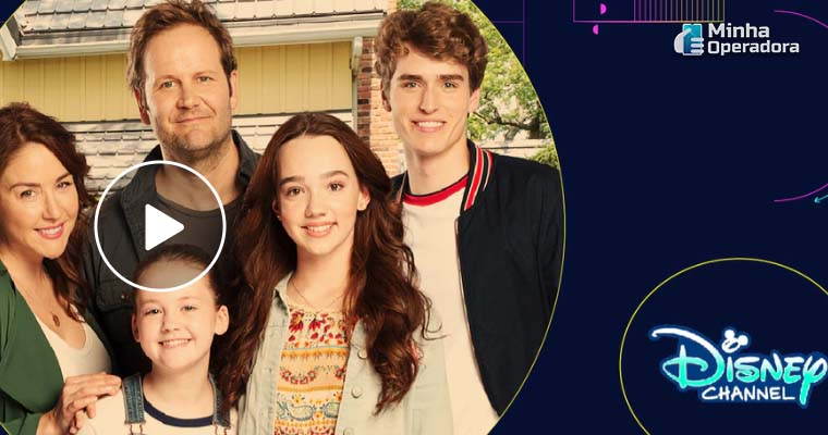Conteúdo do Disney Channel