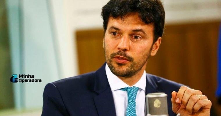 Fábio Faria, Ministro das Telecomunicações