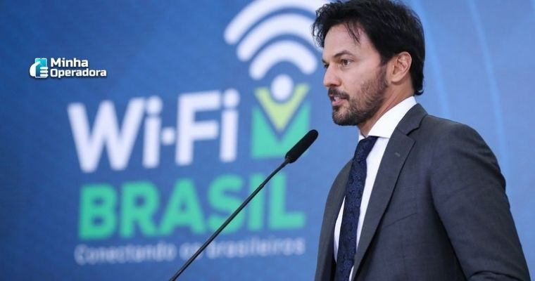 Fábio Farias, Ministro das Comunicações | Reprodução: MCOM