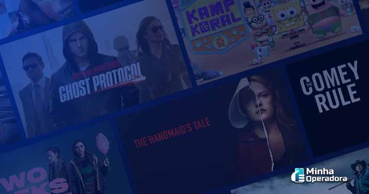 Conteúdo do Paramount+