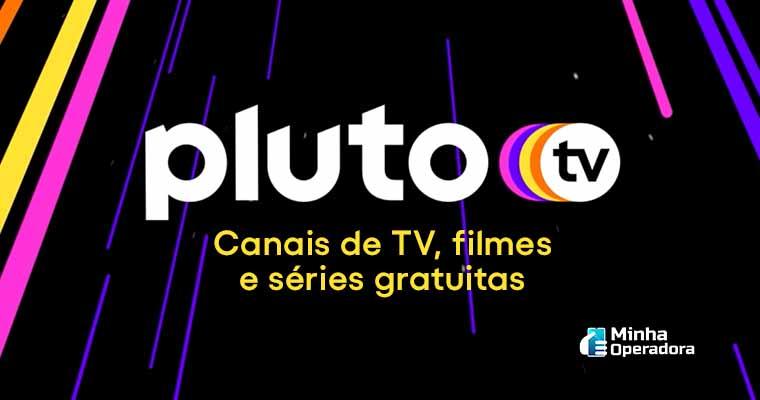 Logotipo da Pluto TV