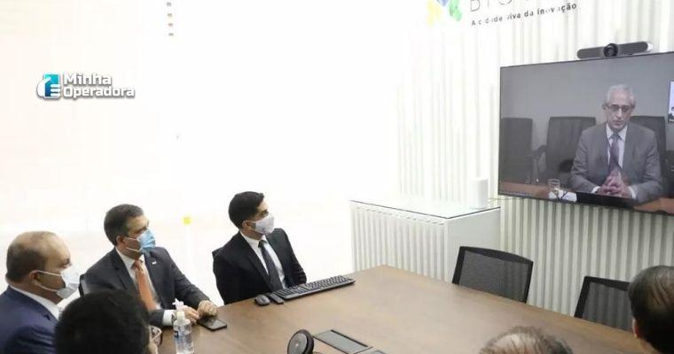 Brasília recebe a primeira reunião por telepresença realizada com 5G no país
