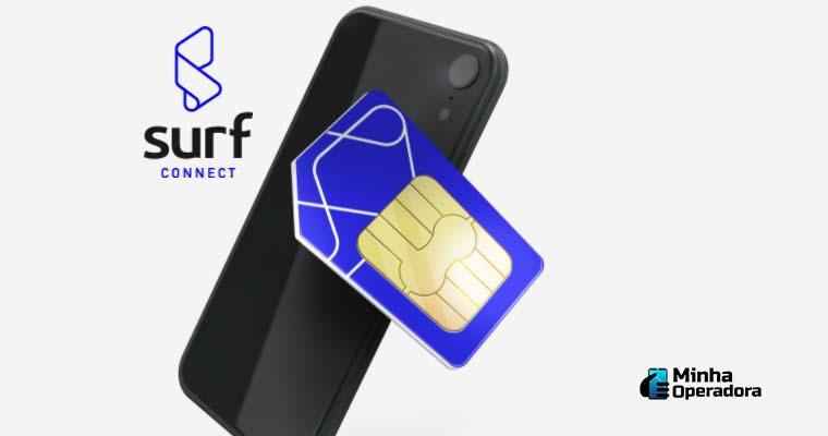 Ilustração do site da Surf Telecom