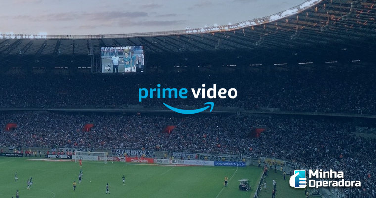 Amazon Prime Video passa a patrocinar time de futebol
