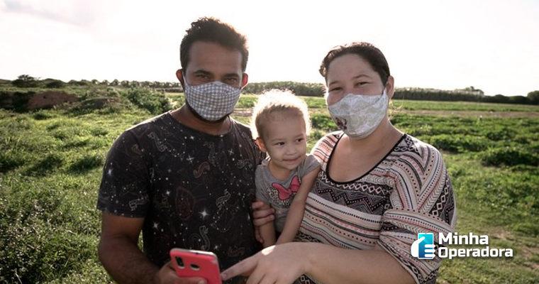 Apenas 23% das áreas rurais do Brasil são cobertas com sinal móvel