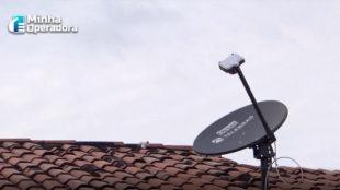 Banda larga via satélite ficará mais barata no Brasil