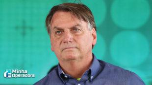 Bolsonaro participa de inauguração de ponto de Wi-Fi em zona rural do Piauí