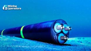 Brasil adere a projeto inédito para construção de novo cabo submarino