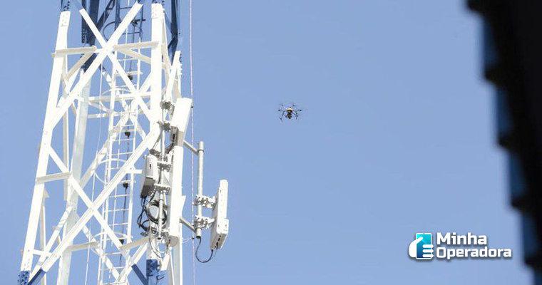 Brasil ativa a primeira antena 5G rural do país