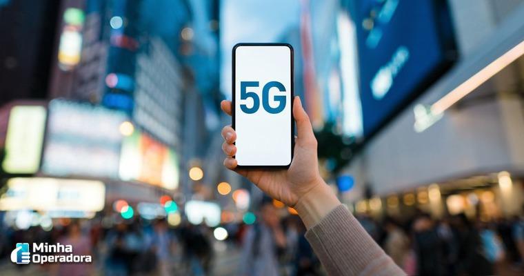 Tecnologia 5G impulsiona vendas e salva mercado de smartphones