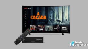 Claro box tv ganha novos planos de assinatura