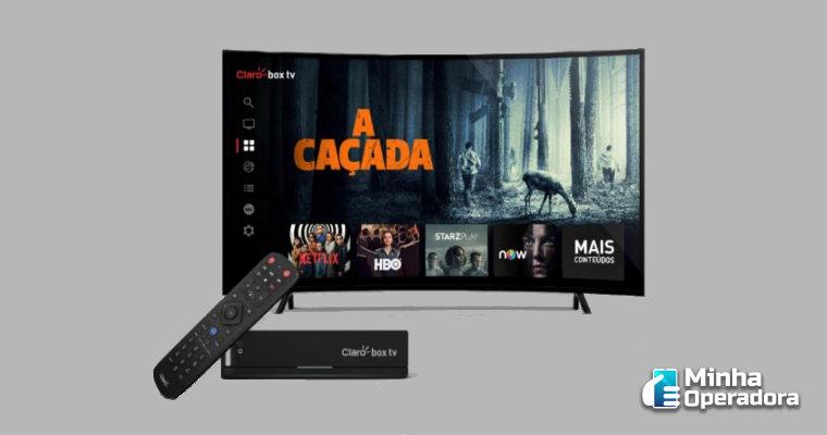 Exclusivo: Claro box tv ganha novos planos de assinatura
