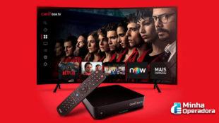 Claro box tv pretende lançar em breve mais 3 pacotes de assinatura