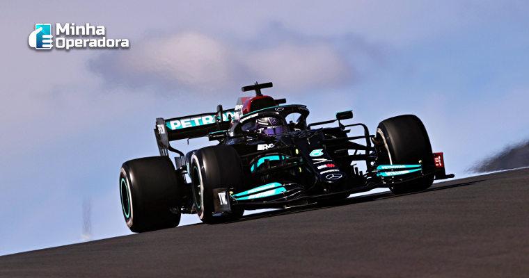 Com Fórmula 1, Band alcança a vice-liderança na audiência