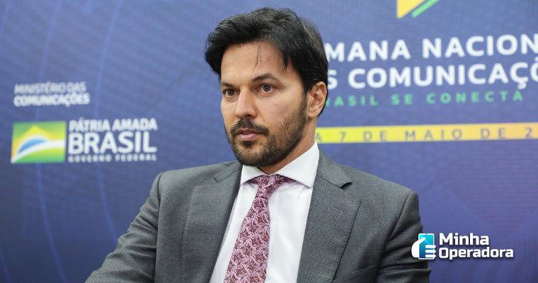 Fábio Faria promete leilão do 5G para julho