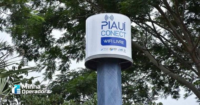Governo autoriza captação de R$ 152 milhões para o projeto 'Piauí Conectado'