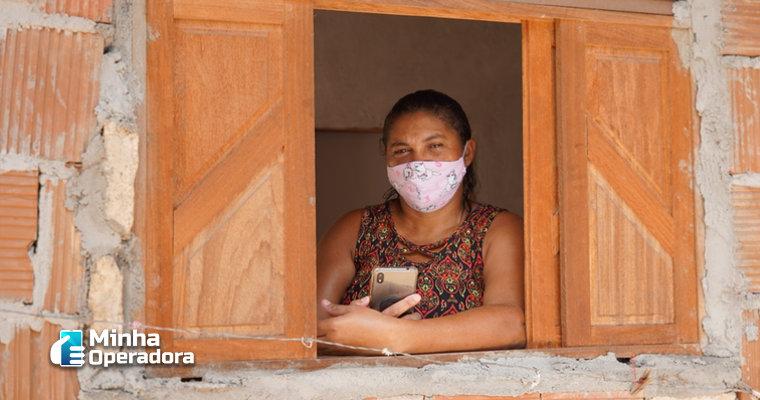 IBGE: Internet está presente em 83% dos domicílios brasileiros