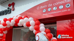 MOB Telecom inaugura nova loja física no nordeste