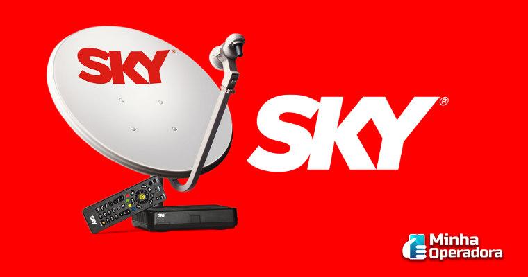 Novas emissoras afiliadas entram na grade da SKY