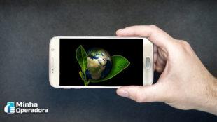 Operadoras se unem para criar 'selo verde' para celulares