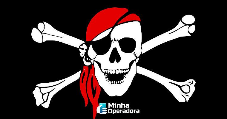 Pirataria: Operadora notifica cliente por baixar Linux via torrent