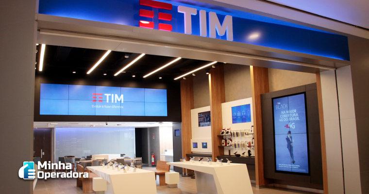 Receita da TIM cresce 3% no primeiro trimestre