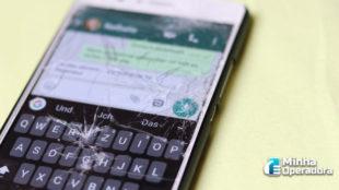 Samsung expande seguro para cobrir telas quebradas de celulares