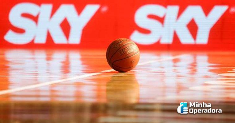 SKY anuncia patrocínio esportivo inédito para 2021