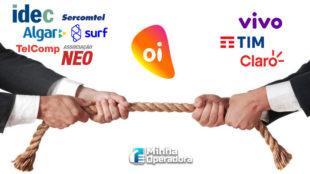 Surf Telecom também quer acompanhar o processo de venda da Oi Móvel