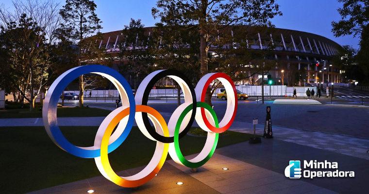 Transmissão das Olimpíadas na TV deverá contar com nova tecnologia