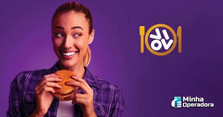Vivo promete hambúrgueres de graça para clientes na próxima sexta-feira