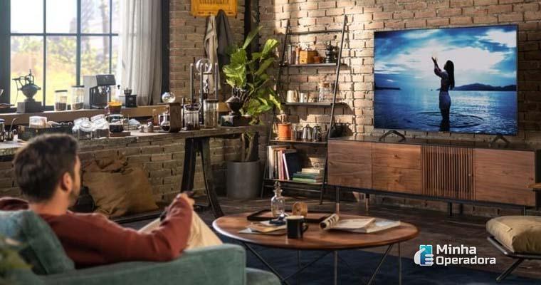 Smart TV da Samsung