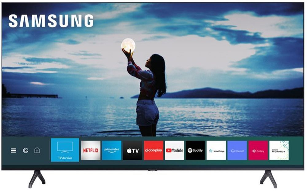 Smart TV - Samsung 58